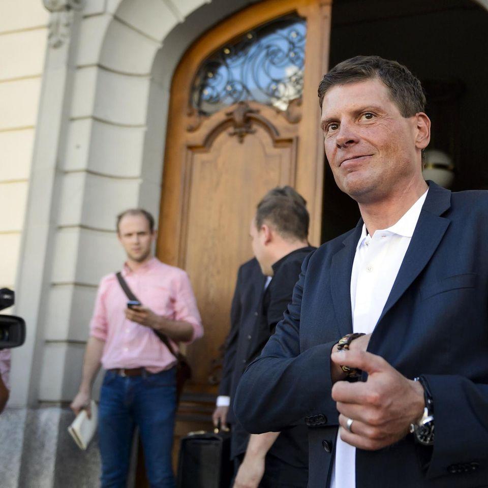 Sorge um Jan Ullrich: Der Radprofi wird vermisst