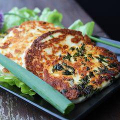 Grillkäse selber machen: Gegrillter Käse