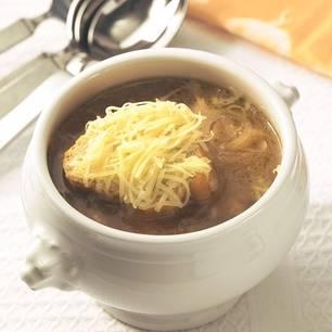 Zwiebelsuppe Rezept