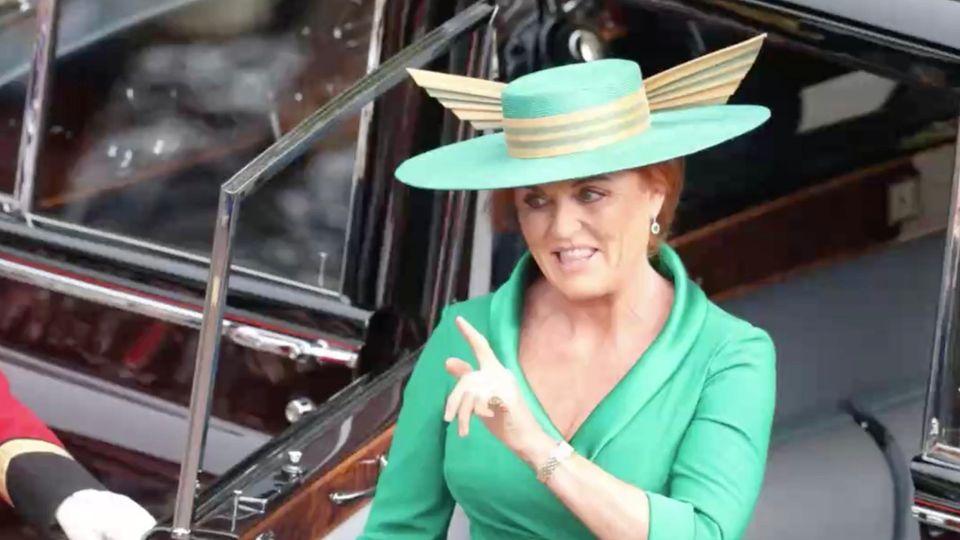 Prinzessin Eugenie: Dieses überraschende Detail verrät sie über ihre Mutter Sarah Ferguson