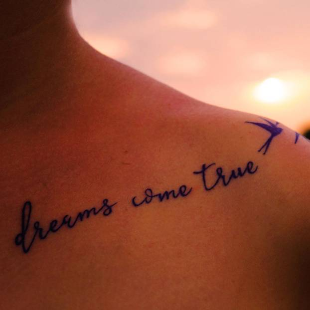 Tattoo Sprüche Welcher Passt Zu Dir Brigittede