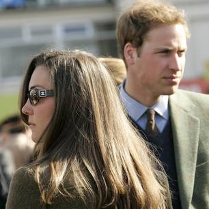Kate Middleton: Mit Prinz William an der Uni