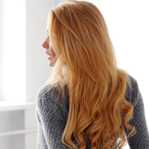 Peach Blonde Die Schonste Haarfarbe Fur Den Sommer Brigitte De