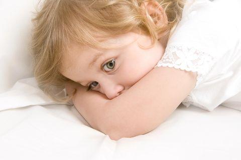 Ängste bei Kindern: Kind hat Angst