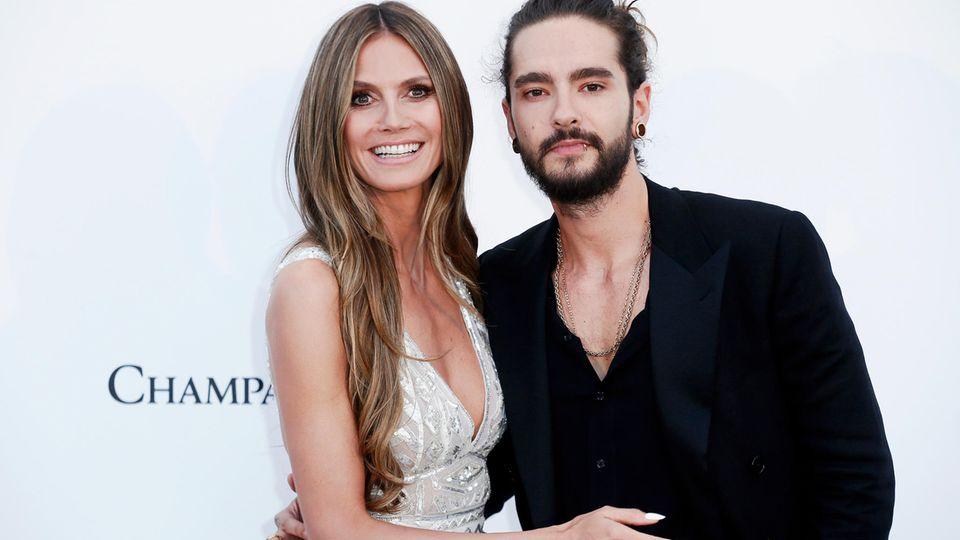 "Heidi Klum unterschreibt als ""Heidi Kaulitz"": Heidi Klum und Tom Kaulitz"
