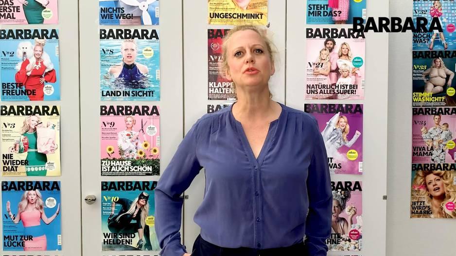 Barbara über butterkremtorte
