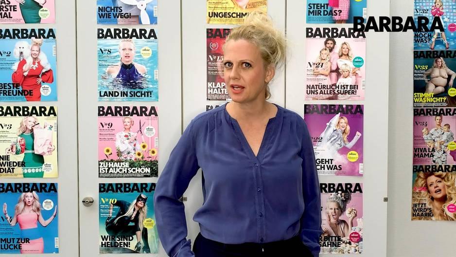 Barbara über treetboot_fahren