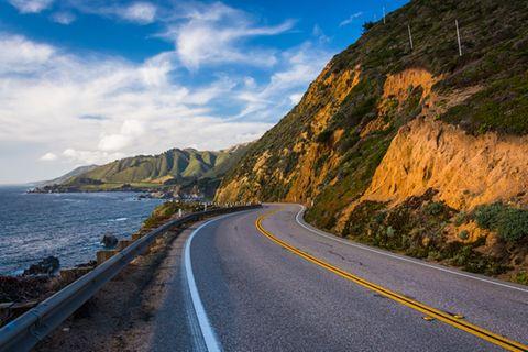 """10 """"Einmal-im-Leben-Trips"""", die du gemacht haben solltest: Küste in Kalifornien"""