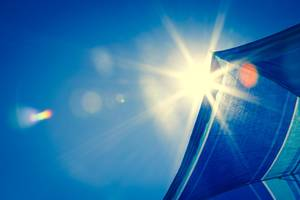 Sonnenschutz ist wichtig