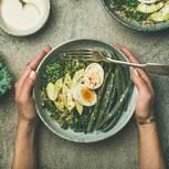 50-Prozent-Regel: Gesundes Essen