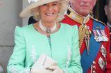 Trooping the Colour: Herzogin Camilla und Prinz Charles