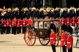 Trooping the Colour: Die Kutsche der Queen