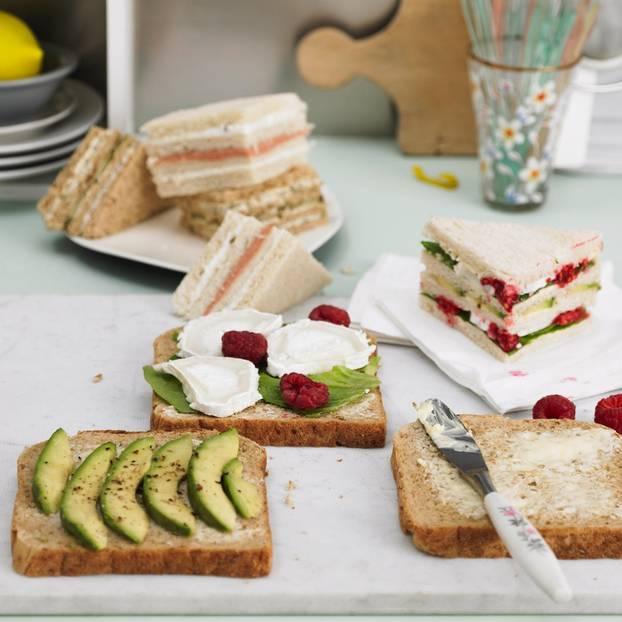 Lunch ohne Kochen: Sandwiches
