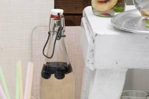 Heidelbeer-Fenchel-Wasser