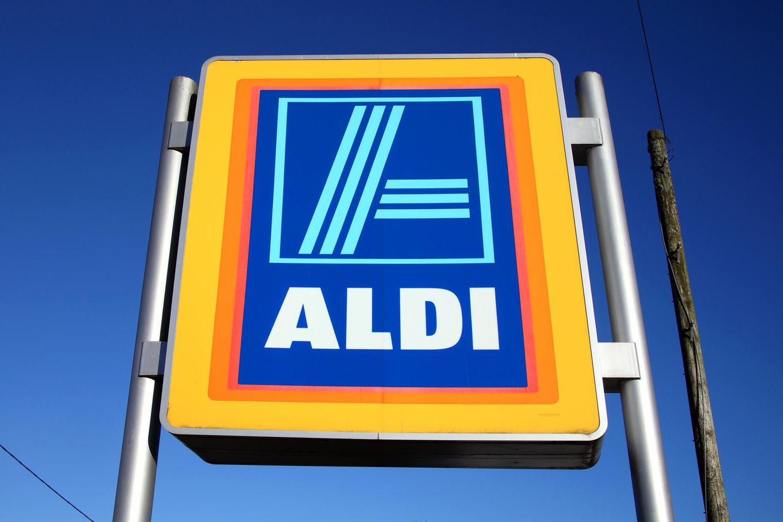 Aldi Logo von Aldi Süd
