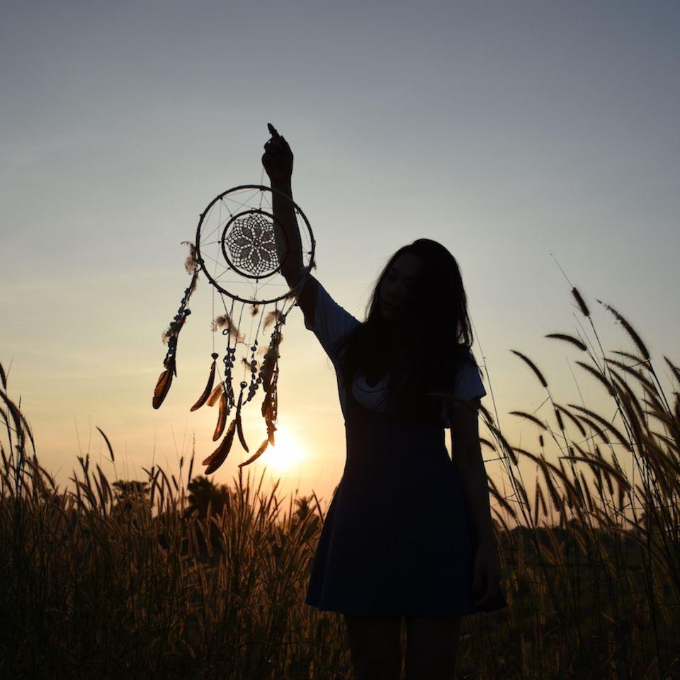 Träume vor Augen halten - deshalb ist es wichtig