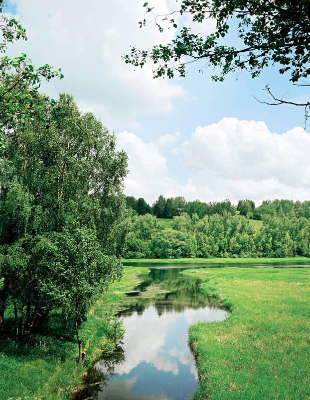 Radeln im Böhmerwald: Bisphärenreservat