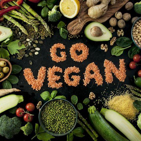 5 Gründe, vegan zu leben: Vegane Lebensmittel