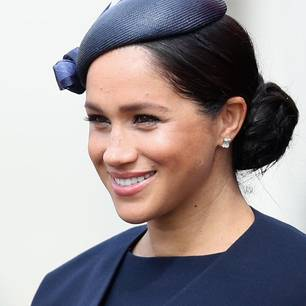 "Meghan Markle bei ""Trooping the Colours"" 2019"