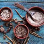 Urkorn-Getreidesorten: Dinkelkörner