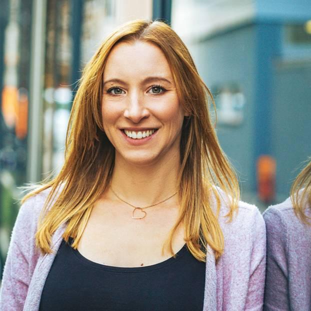 Svenja Hinderer will kleinen Herz-Patienten Operationen ersparen