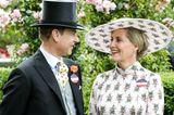 Royal Ascot 2019: Der Herzog und die Hezogin von Wessex