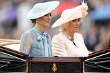 Royal Ascot 2019: Kate und Camilla