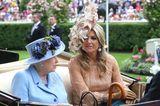 Royal Ascot 2019: Königin Maxima und Königin Elisabeth II