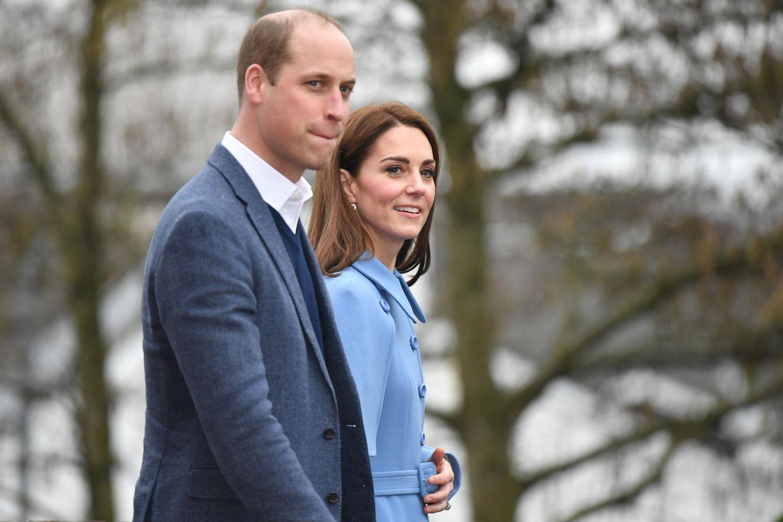 William & Kate: Große Sorge um Unfallopfer (83): Prinz William und Herzogin Kate