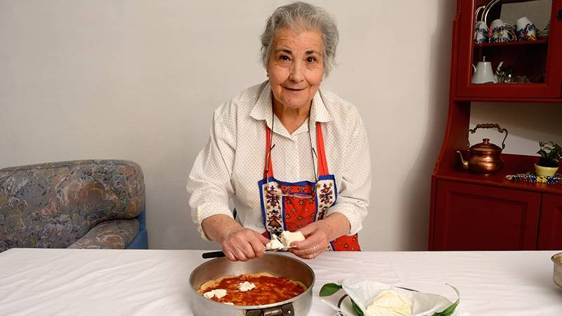 Wahre Liebe: Wieso eine Frau 70 Jahre lang für ihren Mann auf Pizza und Pasta verzichtet