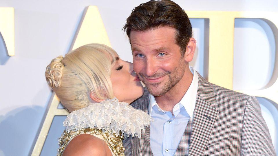 Lady Gaga: Endlich äußert sie sich zu ihrer Beziehung zu Bradley Cooper!