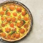 Aprikosen-Tarte mit Rosmarin