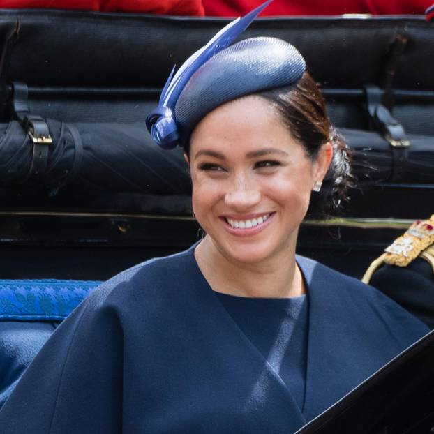 Meghan Markle bei Trooping the Colour