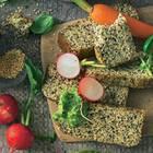 Mohn-Sesam-Brot