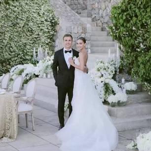 Mario und Ann-Kathrin Götze: So feiern sie ihre Hochzeit auf Mallorca!