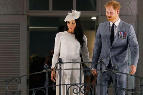 Ehe-Krise bei Meghan & Harry? Herzogin Meghan und Prinz Harry