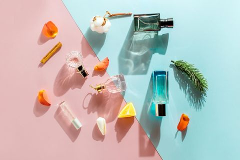 Weltdufttag: Parfums