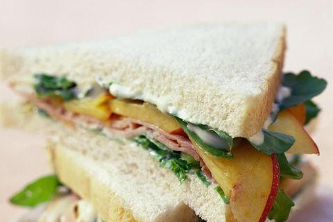 Schinken-Sandwich