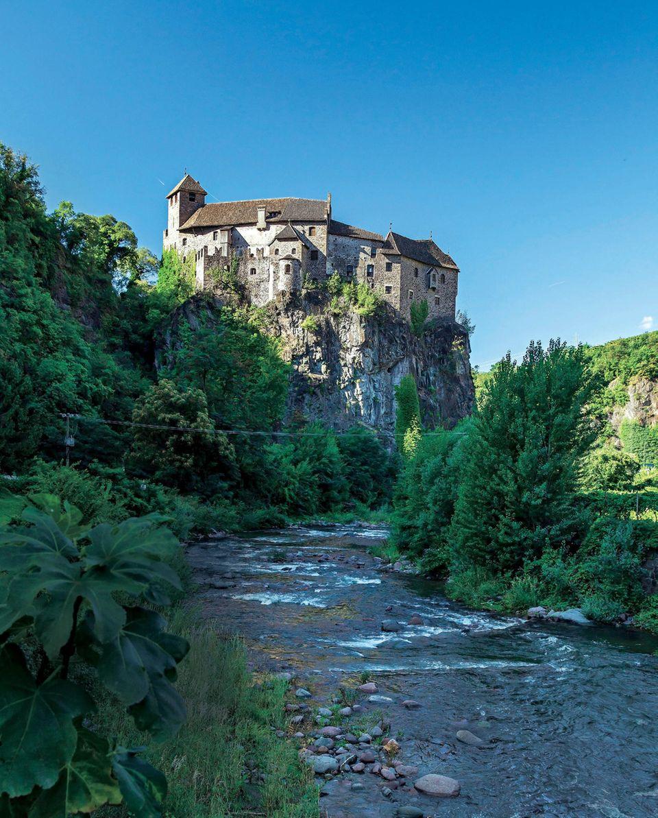 Südtirol: Schloss Runkelstein