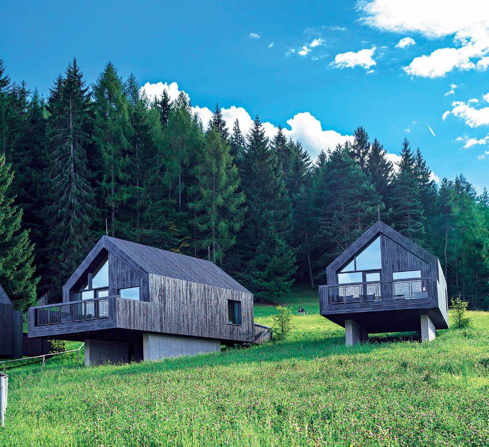 Südtirol: Hotel Pfösl