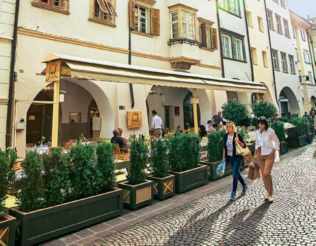 Südtirol: Residence Fink Bozen