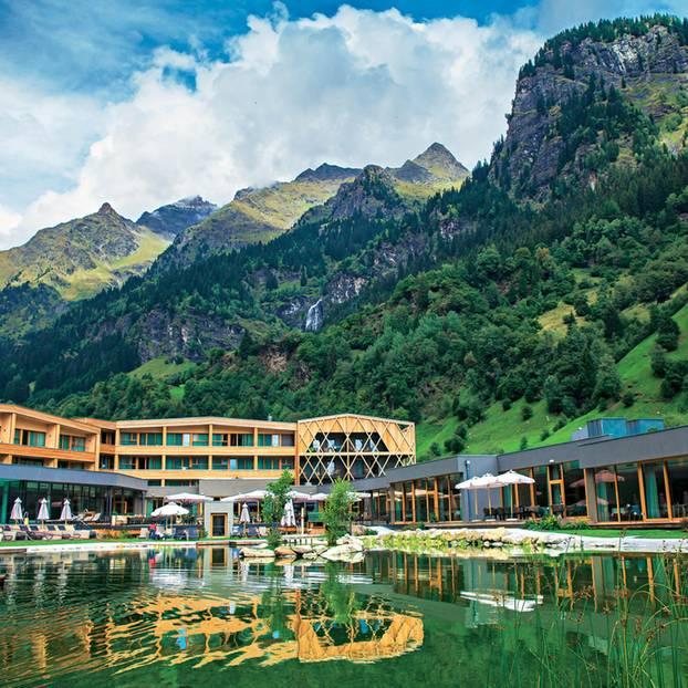 Südtirol: Feuerstein Hotel