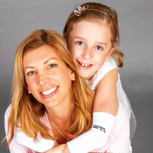 Epidermolysis bullosa: Zoe und Phoebe Crowson