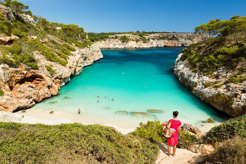 Als Single auf Mallorca