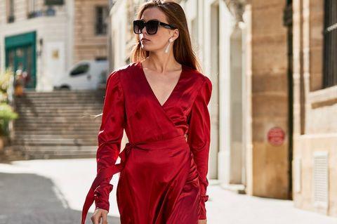 We ❤️ Wickelkleider: Dieser Mode-Liebling steht jeder Frau – versprochen!