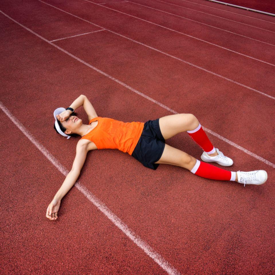 Training während der Hitzewelle: Diese Regeln solltet ihr beachten