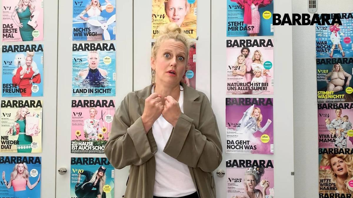 Barbara, hast du Tipps zur Selbstfindung?