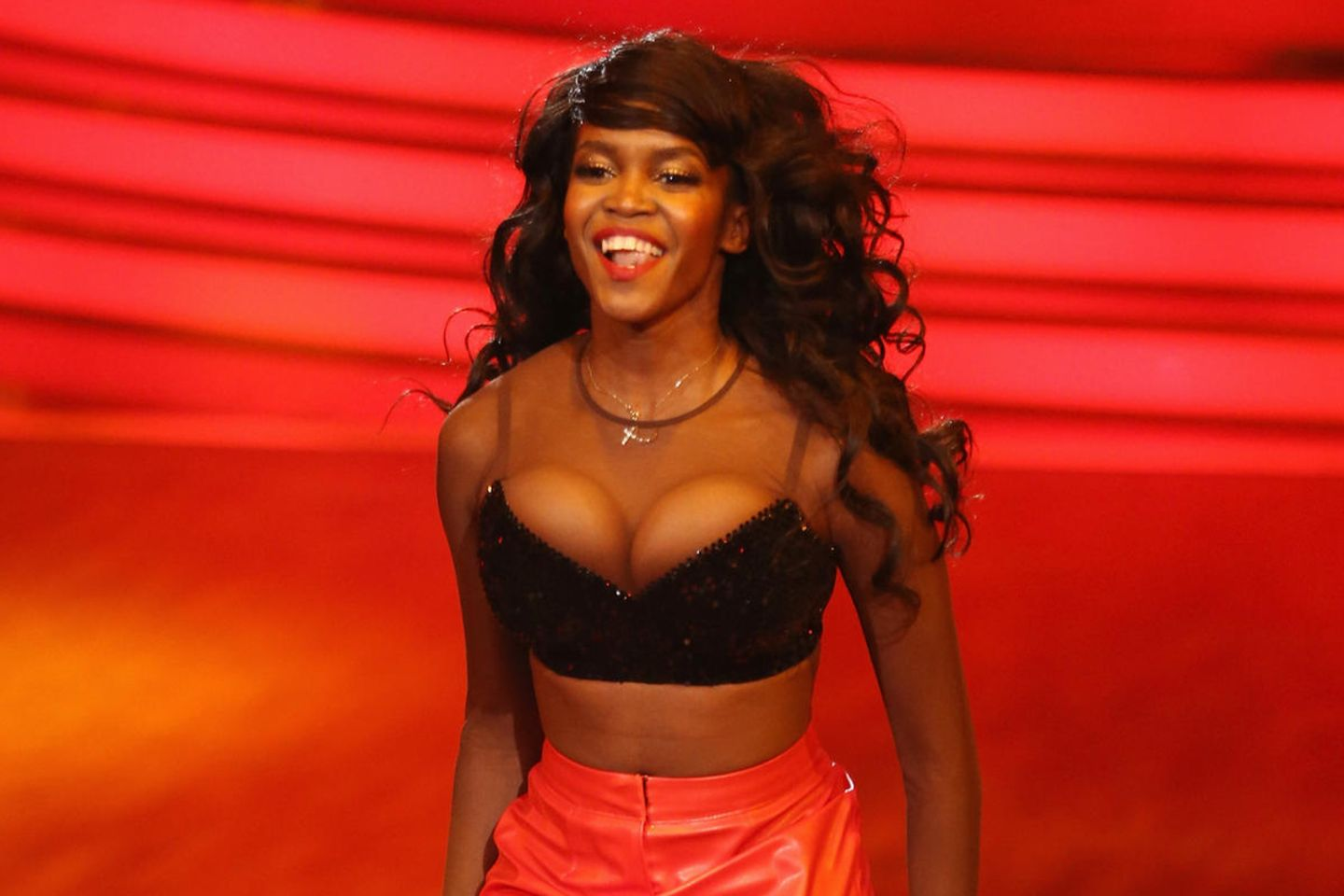 Otlile Mabuse bei Let's Dance 2016