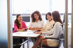 Sind Frauennetzwerke eine Falle?