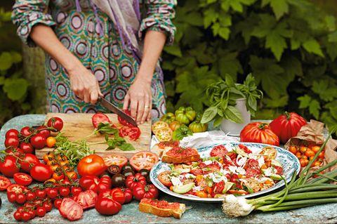 Tomaten-Rezepte